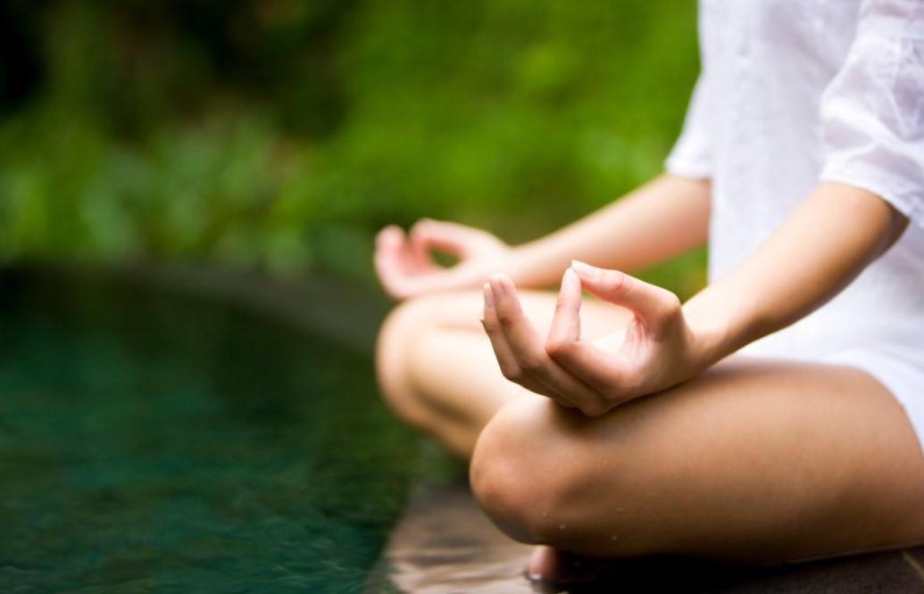 green yoga istock